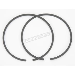Parts Unlimited Piston Rings - 72mm Bore - R09-699