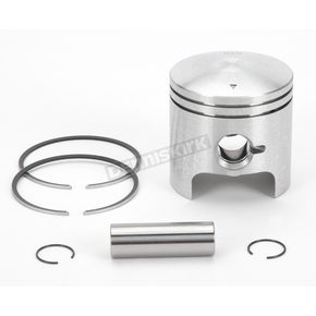 Parts Unlimited OEM-Type Piston Assembly - 62.3mm Bore - 09-717M