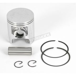 Parts Unlimited OEM-Type Piston Assembly - 68mm Bore - 09-825