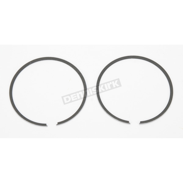 Parts Unlimited Piston Rings - 66.5mm Bore - R09-601