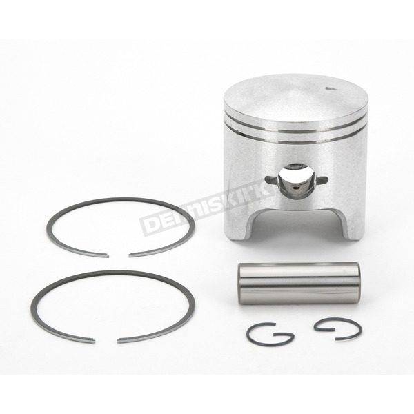 Parts Unlimited OEM-Type Piston Assembly - 75.4mm Bore - 09-681