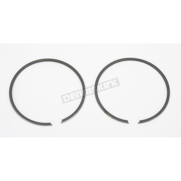 Parts Unlimited Piston Rings - 75.4mm Bore - R09-681