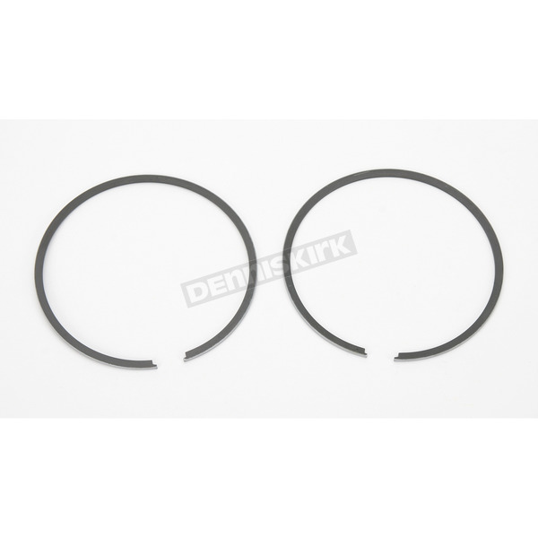 Parts Unlimited Piston Rings - 81mm Bore - R09-682