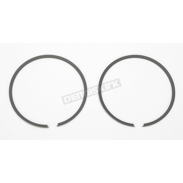 Parts Unlimited Piston Rings - 73.4mm Bore - R09-683