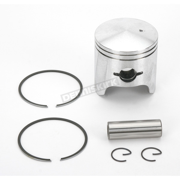 Parts Unlimited OEM-Type Piston Assembly - 73.4mm Bore - 09-687