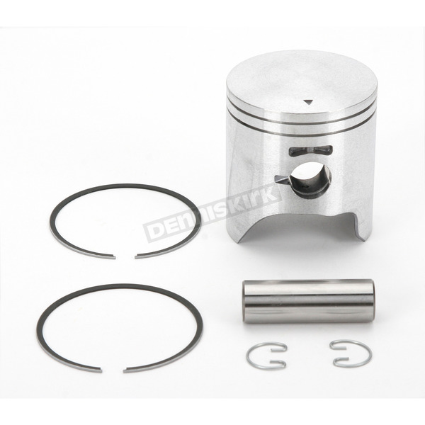 Parts Unlimited OEM-Type Piston Assembly - 66.6mm Bore - 09-718