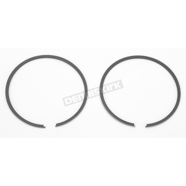 Parts Unlimited Piston Rings - 66.6mm Bore - R09-718