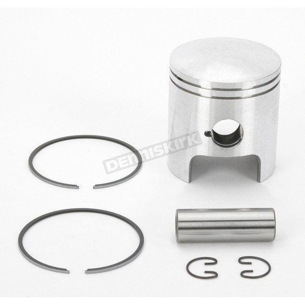 Parts Unlimited OEM-Type Piston Assembly - 64.5mm Bore - 09-774X
