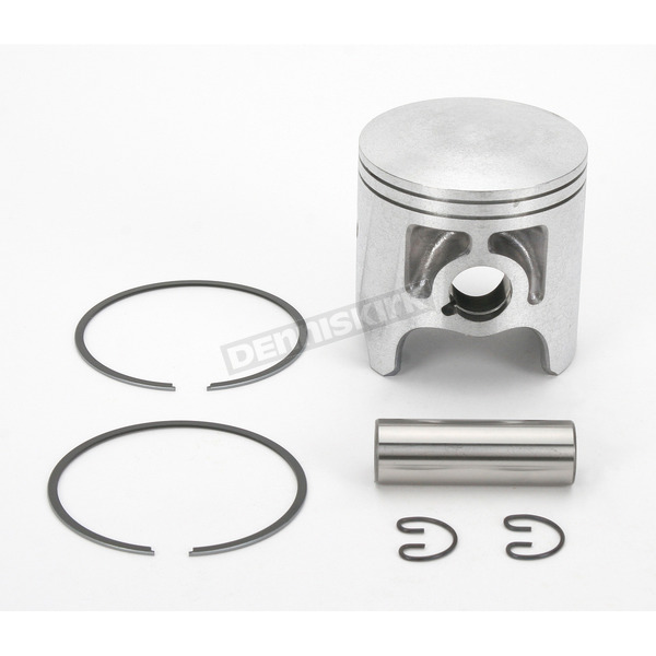 Parts Unlimited OEM-Type Piston Assembly - 74.8mm Bore - 09-826