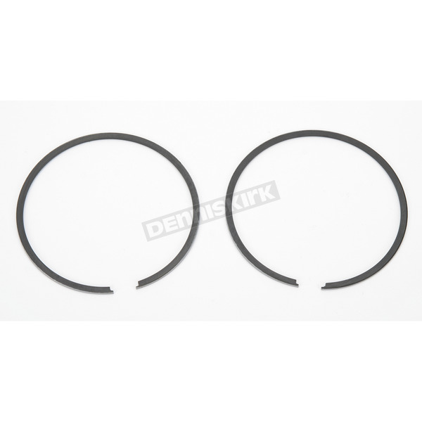 Parts Unlimited Piston Rings - 74.8mm Bore - R09-826