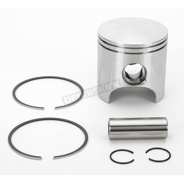 Parts Unlimited OEM-Type Piston Assembly - 70.5mm Bore - 09-720