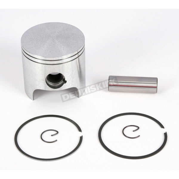 Parts Unlimited OEM-Type Piston Assembly - 77.25mm Bore - 09-728