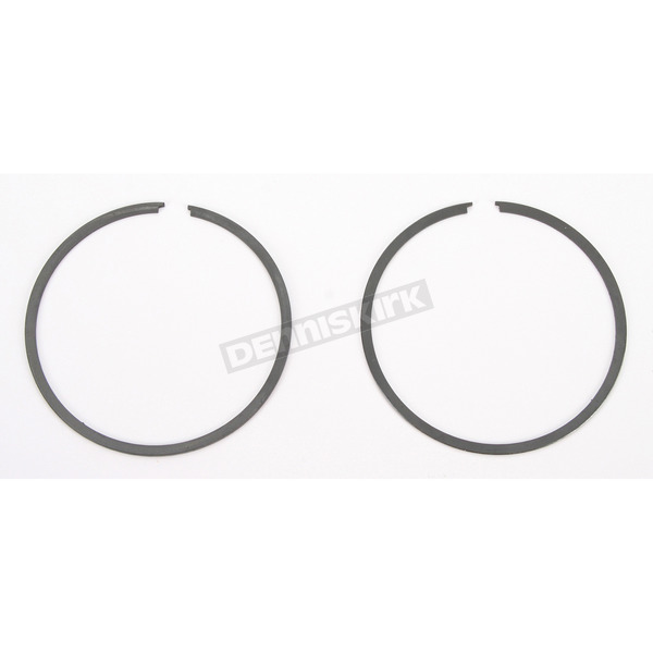 Parts Unlimited Piston Rings - 77.25mm Bore - R09-728