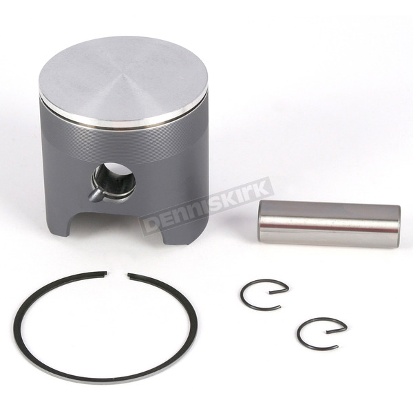 Parts Unlimited OEM-Type Piston Assembly - 78mm Bore - 0910-0288