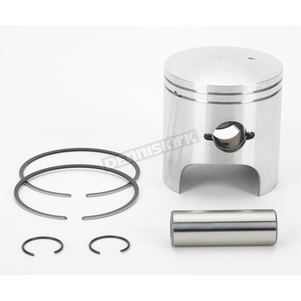 Parts Unlimited OEM-Type Piston Assembly - 72mm Bore - 0910-0551