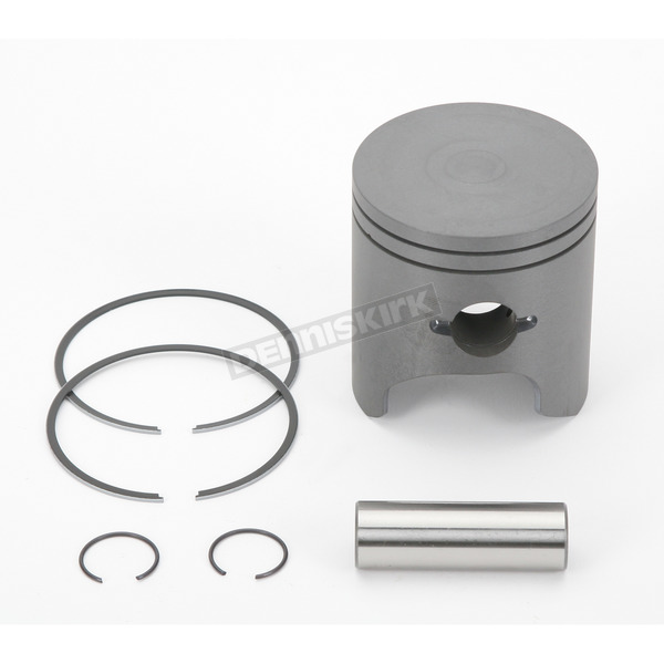 Parts Unlimited OEM-Type Piston Assembly - 66.5mm Bore - 0910-0552