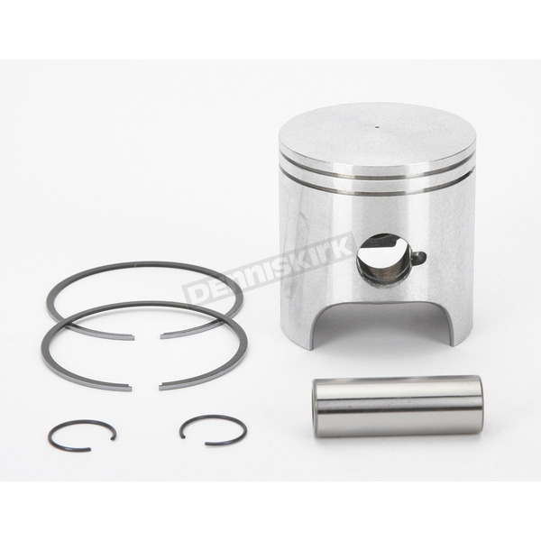 Parts Unlimited OEM-Type Piston Assembly - 66mm Bore - 0910-0555