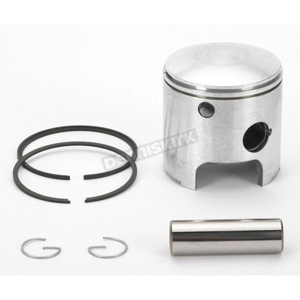 Parts Unlimited OEM-Type Piston Assembly - 67.5mm Bore - 09-759