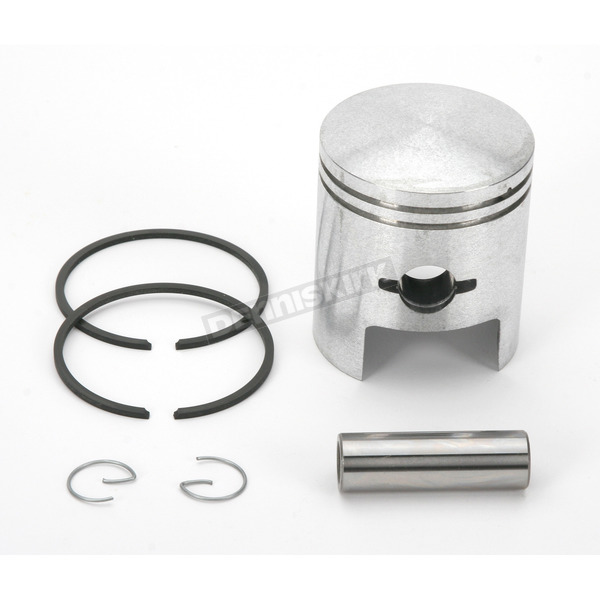 Parts Unlimited OEM-Type Piston Assembly - 60mm Bore - 09-685