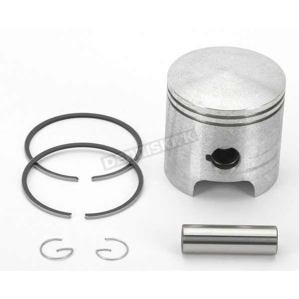 Parts Unlimited OEM-Type Piston Assembly - 67.5mm Bore - 09-671