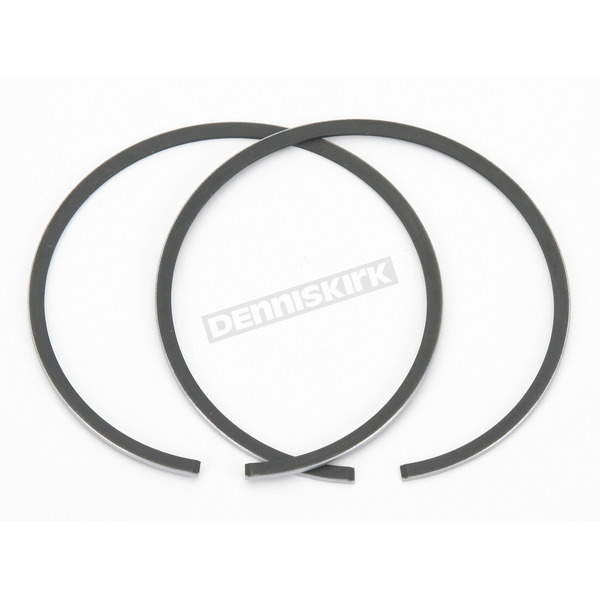 Parts Unlimited Piston Rings - 66.5mm Bore  - R09-8072
