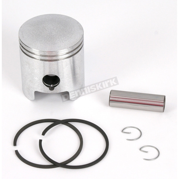 Parts Unlimited OEM-Type Piston Assembly - 60mm Bore - 8017