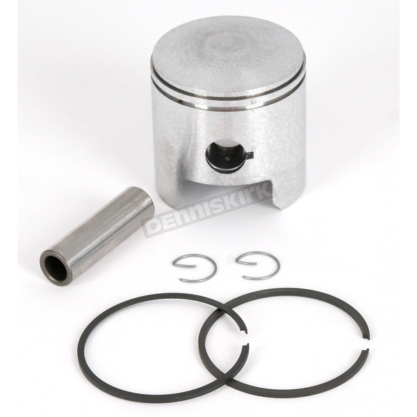 Parts Unlimited OEM-Type Piston Assembly - 62mm Bore - 09-670