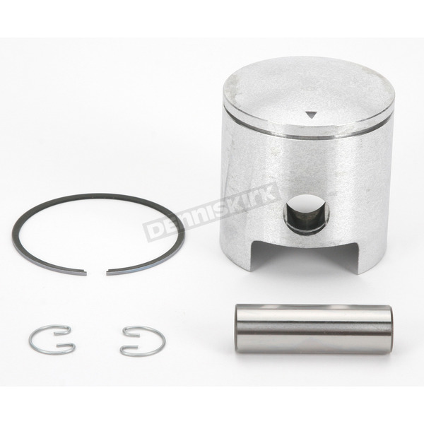 Parts Unlimited OEM-Type Piston Assembly - 67.72mm Bore - 09-710