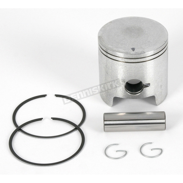 Parts Unlimited OEM-Type Piston Assembly - 68.25mm Bore - 09-8080-2