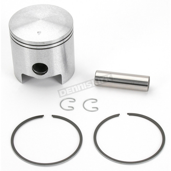 Parts Unlimited OEM-Type Piston Assembly - 73mm Bore - 8053-4