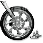 Phantom Front Fender Kit with Black Adapters - FNDRKT23RC-B