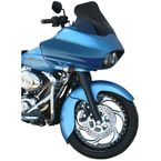 Hugger Series Jai Alai Front Fender - 18 in. Wheel  - 1401-0385