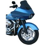Hugger Series Aero Front Fender - 18 in. Wheel  - 1401-0386