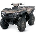 ATV Black Fender Flares - 49137-20