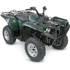 ATV Black Fender Flares - 49207