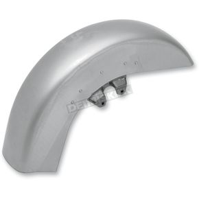 Drag Specialties Steel Front Fender w/o Trim Holes - 1401-0323