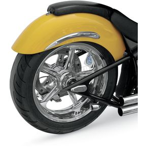Baron Custom Accessories Two Bobbed Rear Fender - BA922000