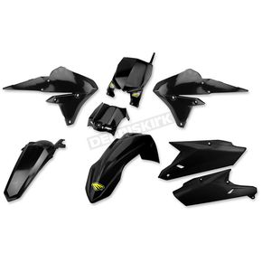 Cycra Complete Black Powerflow Body Kit - 1CYC-9312-12