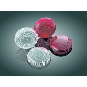Kuryakyn Replacement Clear Turn Signal Lenses - 2266