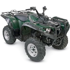 ATV Black Fender Flares - 49207-20