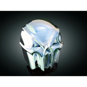 Kuryakyn Chrome Skull Horn Cover - 7718