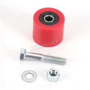 Moose Red 34mm x 28mm Chain Roller - M795-02
