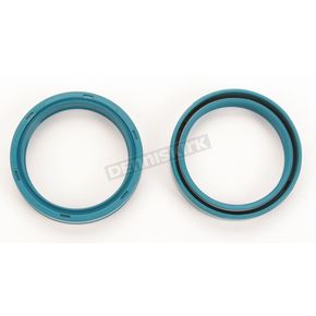 Fork Seals for White Power 43mm Fork Tubes 00-03 - 43mm x 52.7mm x 9.5/10.3mm - 0407-0023