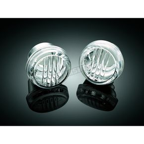 Kuryakyn Replacement Turn Signal Lenses with Reflectors - 2264