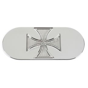 Pro-One Chrome Interchangeable Iron Cross Inserts - 207030