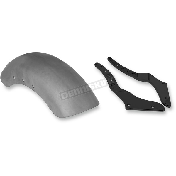 Roland Sands Design Tracker Rear Fender Conversion Kit With Black Struts/150mm Tire - 0215-2011-BP