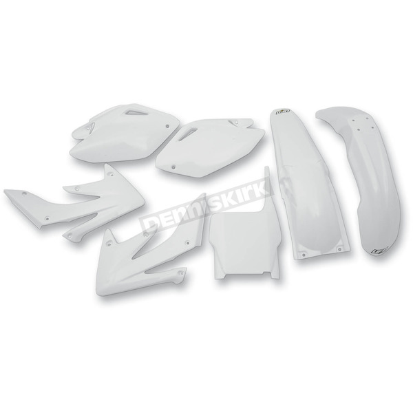 UFO White Complete Body Kit - HOKIT104-041