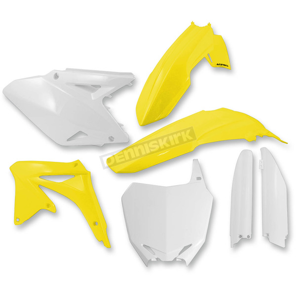 Acerbis OEM Colored Full Replacement Plastic Kit  - 2198044584