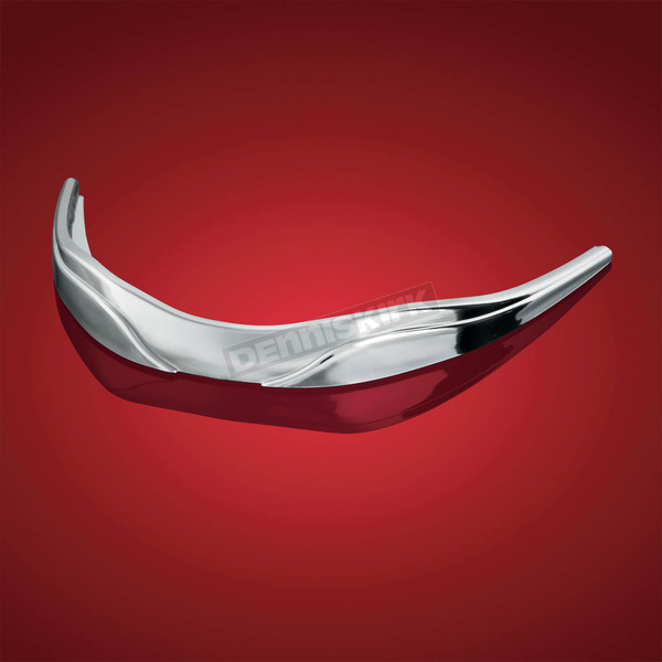 Show Chrome Chrome Rear Fender Trim - 63-307