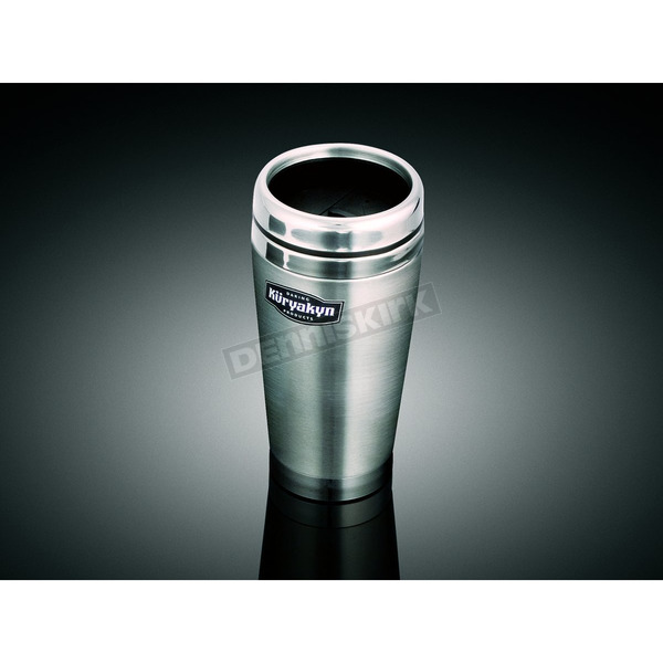Kuryakyn Stainless Steel Travel Mug - 1469